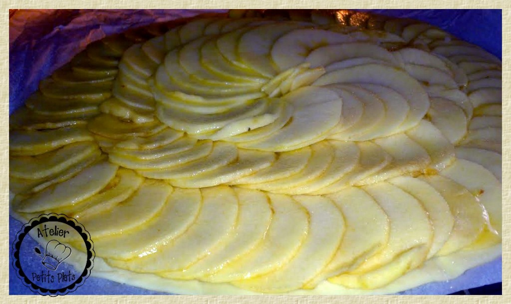 tarte aux pommes 2