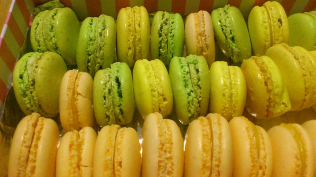 macaron boite