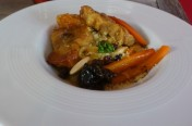 Tajine de veau abricot/Pruneaux