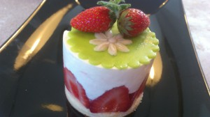 Fraisiers individuels