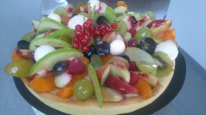 Tartes Multifruits