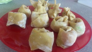 Les raviolis chinois